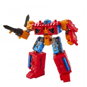 New Transformers Generations Selects Deluxe Class Hot House Revealed