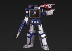 Takara Masterpiece Reissues: Starscream with Coronation Gear, Optimus Prime, Soundwave, Cassettes