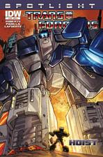 Transformers News: Transformers: Spotlight Hoist Sneak Peek