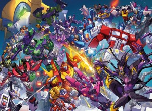 Transformers News: IDW Transformers and More Than Meets the Eye #36 Interlocking Alex Milne Covers
