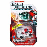 """Transformers Prime """"Robots in Disguise"""" Deluxe Arcee and Ratchet Available at TRU.com"""