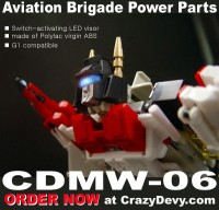 CrazyDevy - G1 Superion Upgrade
