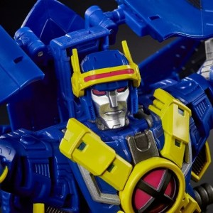 Transformers x Uncanny X-Men Collaboration Figure Ultimate X- Spanse Revealed