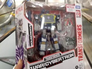New Netflix Transformers Voyager class Sightings and Listings