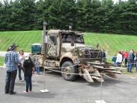 Transformers DOTM Megatron Visits Hagerstown, Maryland