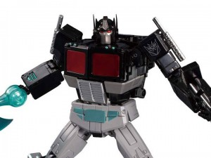 New Video Review of Transformers Masterpiece MP-49 Black Convoy