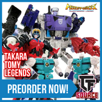 TFSource News! TFS Exclusive MT Bounceback! Thunder Manus, Firage, UT Kalecgo & More!