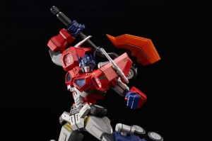 Transformers News: Video Review Flame Toys Furai Model Attack Mode Optimus Prime