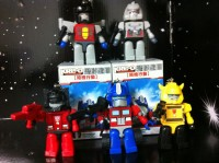 Transformers News: Family Mart Exclusive Over Sized Kreons