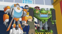 New Transformers Rescue Bots Promo Image