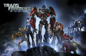 Transformers News: Transformers: Prime Blu-Ray Box Set Listing