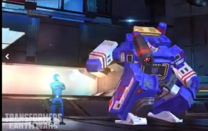 Transformers News: Transformers: Earth Wars New G.I. Joe Inspired Vehicle Modes Shown