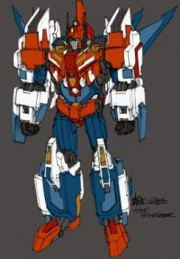 Transformers News: IDW Star Saber Designs
