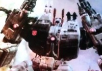 Transformers News: Transformers Fall of Cybertron E3 Metroplex footage