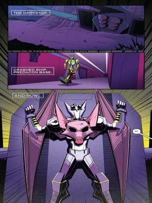 Preview for IDW Transformers Beast Wars #3