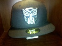 Transformers News: Hasbro Unveils TF3 Crew Series Apparel and Accessories Line at New Era's SoHo Flagship Store