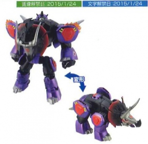 Transformers News: Even More New Toys Revealed for Takara Tomy's Transformers Adventure Line