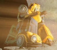 Transformers News: Exclusive 5 page preview of IDW's Bumblebee #3