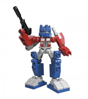 Transformers News: Official Images: Kreon Elite Optimus Prime