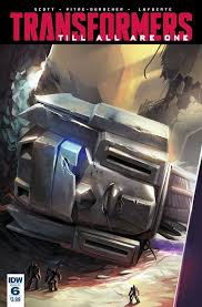 Transformers News: IDW Till All Are One #6 Sneak Peek