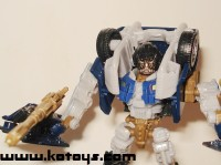 Transformers News: First Looks at Revenge of the Fallen Scout Scattorshot