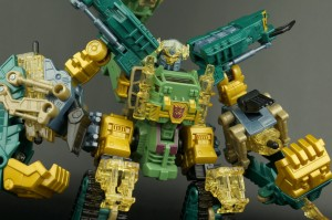 Transformers News: New Gallery: Superlink SD-05 Mega Zarak (Scorponok)