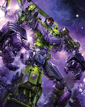 Transformers News: IDW Transformers Galaxies Issue 1 Alternate Cover by Clayton Crain