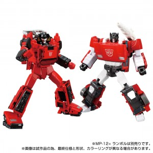 New Transformers Masterpiece Spinout Revealed