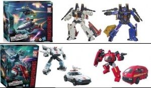Possible First Look at Earthrise Ironhide, Prowl, Ramjet and Dirge 2-Packs