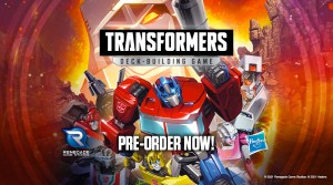 Transformers Deck-Building Game Now Available For Pre-order