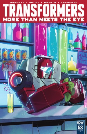 Transformers News: IDW Transformers: More Than Meets the Eye #53 Review