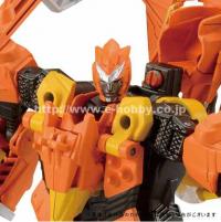 Transformers News: New Official Images: Takara Tomy Transformers Go! Swordbot Shinobi Team