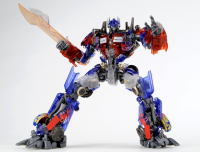 Transformers News: Amazon Japan DOTM DVD Release Exclusive - Clear DMK Optimus Prime