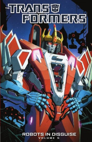 Transformers News: IDW Transformers: Robots in Disguise Vol. 5 Preview
