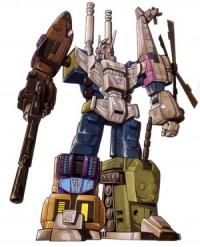 Transformers News: CrazyDevy CDMW-17: Combat Brigade Power Parts