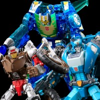 Transformers News: In-Package Images of eHobby Decepticon and Autobot 3-Packs