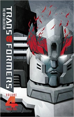 New Cover Images: Amazon.com Transformers MTMTE Volume 10, IDW Collection Phase 2, Volume 4