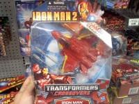 Marvel Crossovers Iron Man 2 Series Sighted