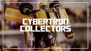 Hasbro Australia Cybertron Collectors Video Series