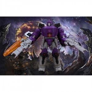 New Photos of Transformers Kingdom Leader Class Galvatron