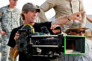 Transformers News: Michael Bay Offers Clarification on the Transformers: Age of Extinction Hong Kong Filming Altercation