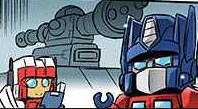 Transformers News: Takara Tomy Kre-O Web Comic Episode 17