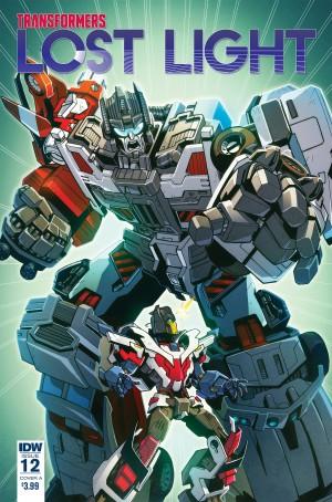 IDW Transformers Comics Solicitations for November 2017
