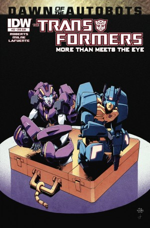 Transformers News: Transformers: More Than Meets the Eye #32 Review