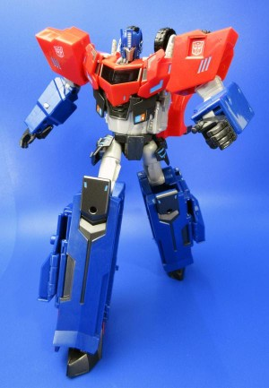 Transformers News: New Image - Takara Tomy Transformers Adventure TAV-21 Optimus Prime