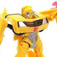 Transformers News: Transformers Prime Cyberverse Legion Class Bumblebee Gallery