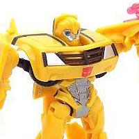 Transformers Prime Cyberverse Legion Class Bumblebee Gallery