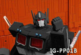 Transformers News: i-Gear mini Master Piece Optimus Prime & Nemesis Prime pre-orders up!