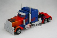Toy Images of Voyager Class Battle Blade Optimus Prime