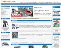 Japanese Transformers United restock at YaHobby.com